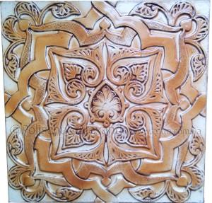 Ceramic tile 400 x 400 mm