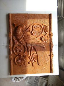 Ceramic panel